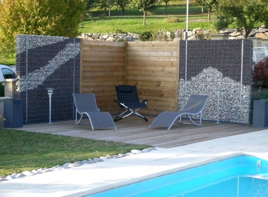 Photo de terrasse avec brise vue