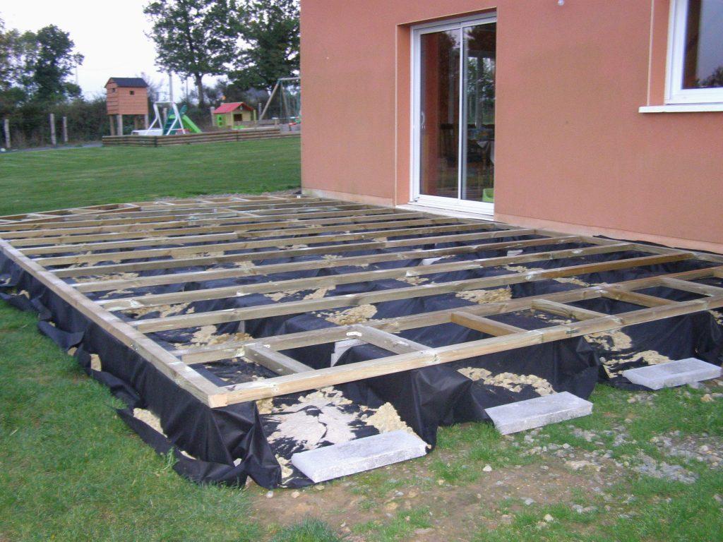 Dalle Terrasse Composite 50x50 Leroy Merlin Maillerayefr