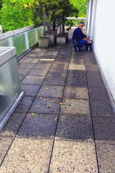 Nettoyer terrasse balcon - Mailleraye.fr jardin