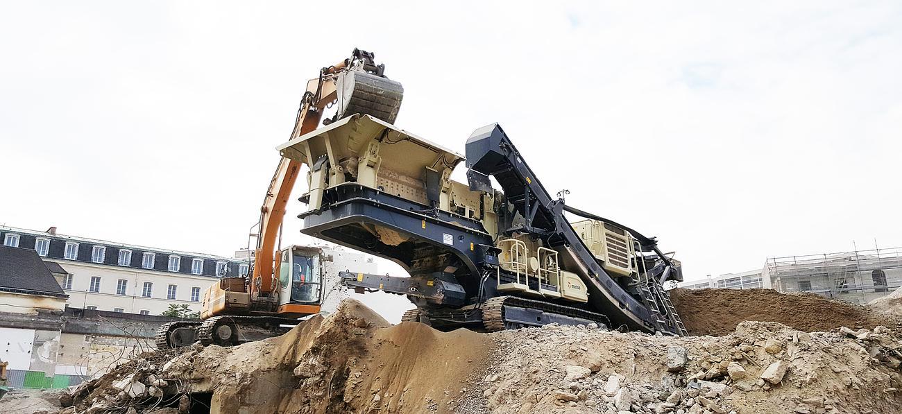 Terrassement demolition des yvelines