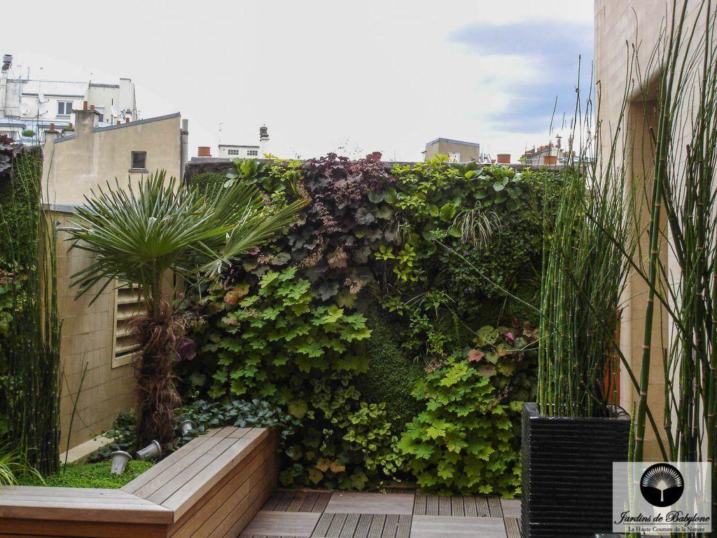 Aménagement terrasse paris