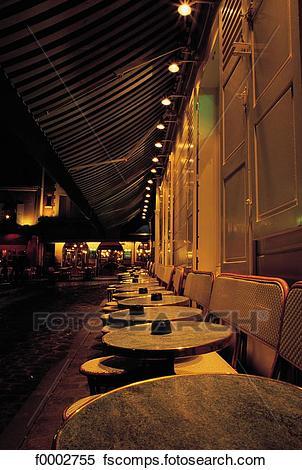 Café terrasse ile de france