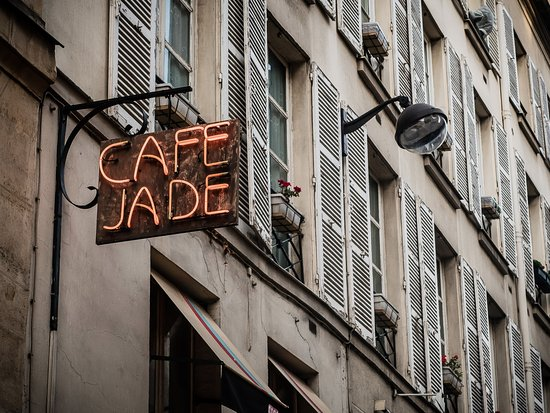 Cafe terrasse odeon