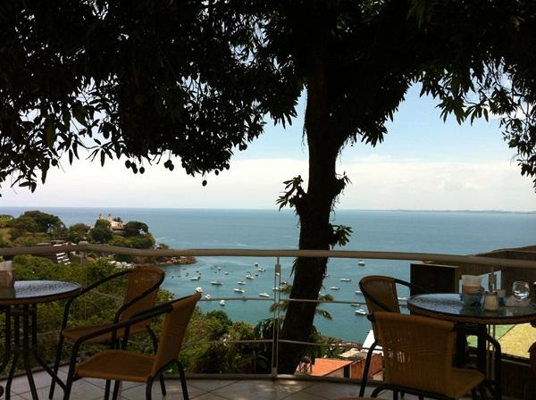 Cafe terrasse aliança francesa salvador