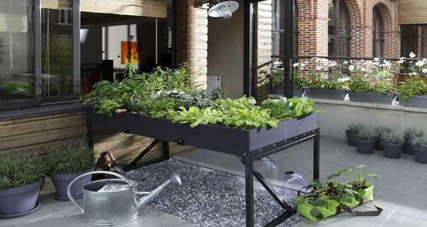 Fabriquer terrasse balcon
