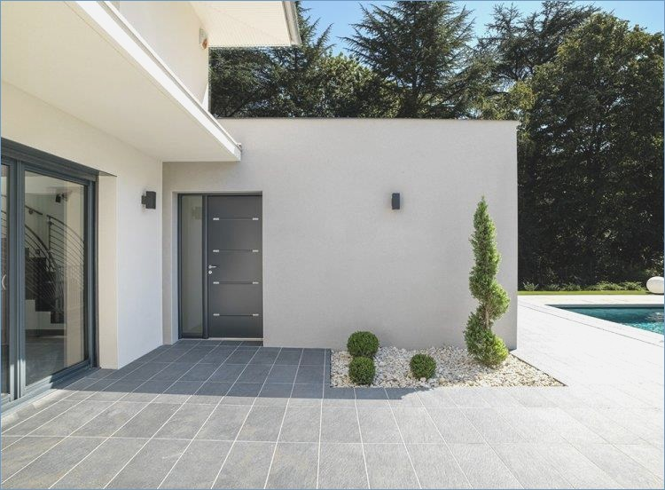 Ordinaire Terrasse Carrelage Moderne