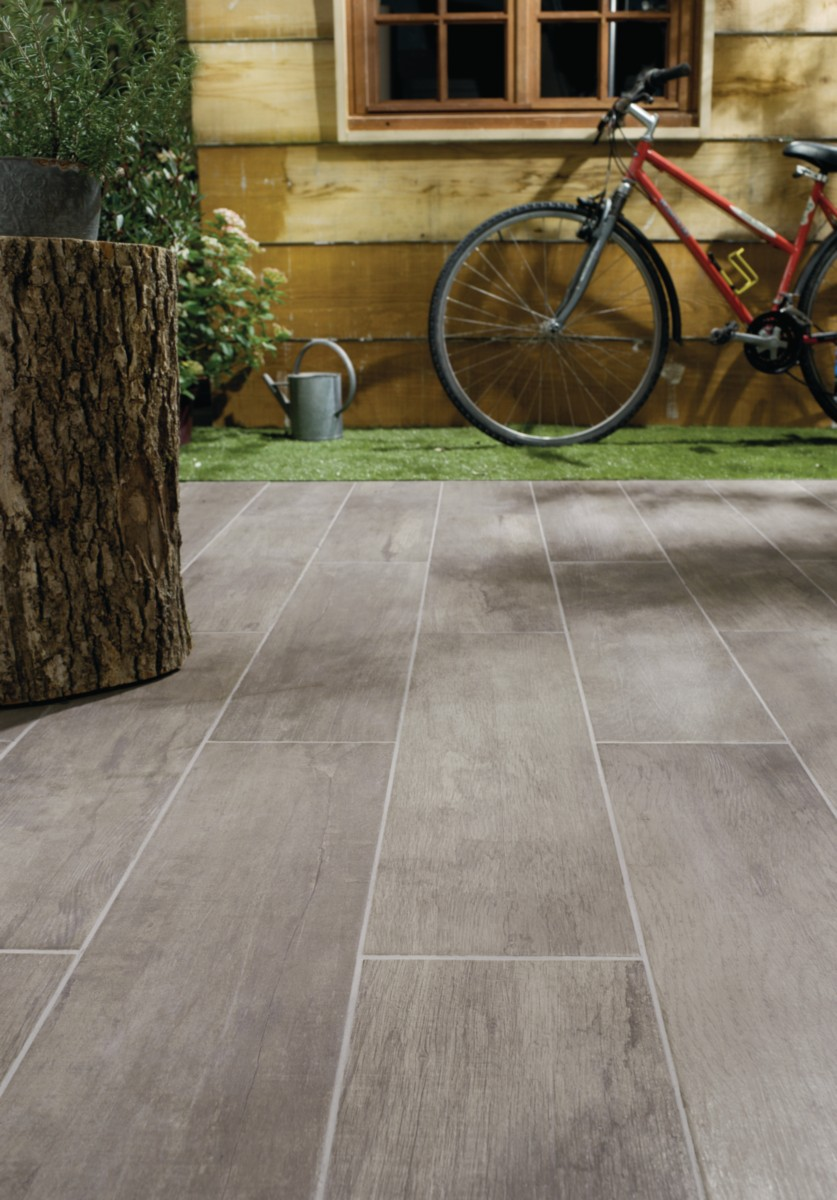 Carrelage terrasse exterieur point p