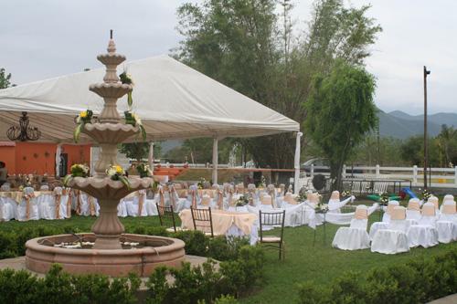 Salon de fiestas monaco jardin