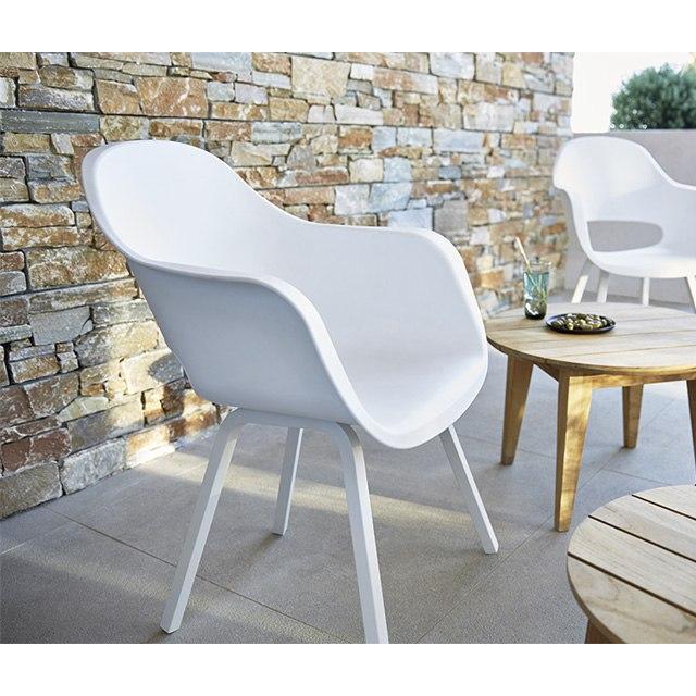 Salon de jardin en teck brighton - Mailleraye.fr jardin