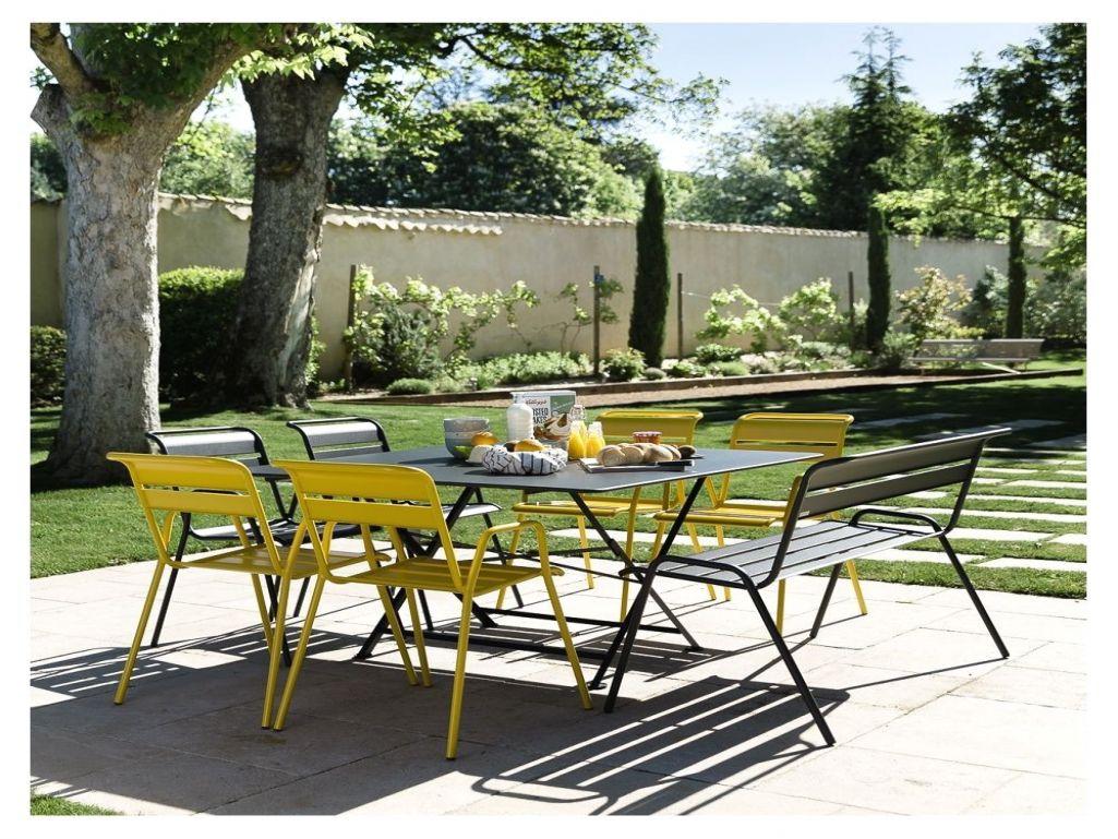 mobilier jardin fermob soldes jardin