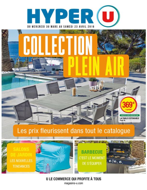 Salon de jardin plastique super u - Mailleraye.fr jardin