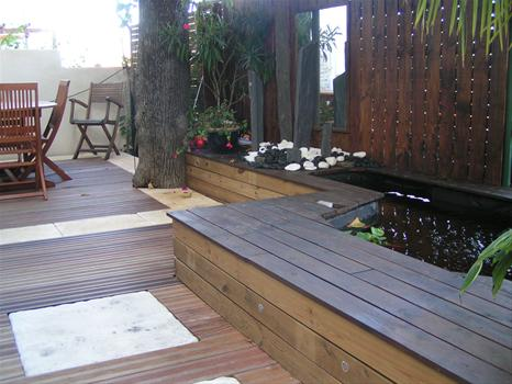 Terrasse Bois Deco Mailleraye Fr Jardin