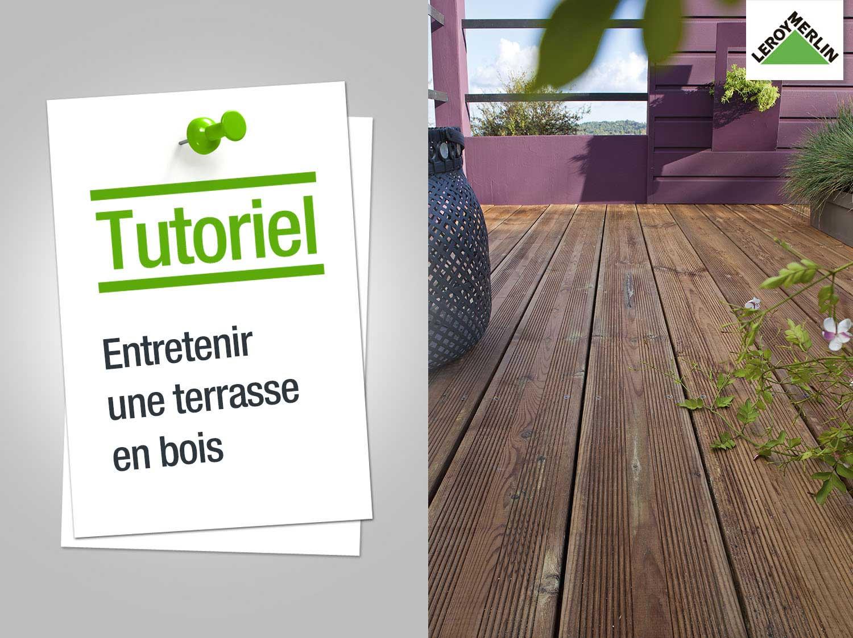 Renover terrasse bois exotique