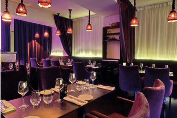 Restaurant halal paris avec terrasse