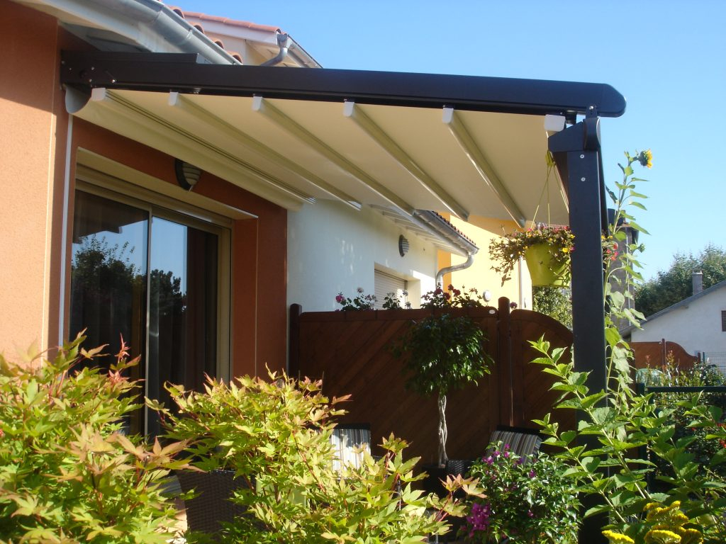 Terrasse couverte permis - Mailleraye.fr jardin