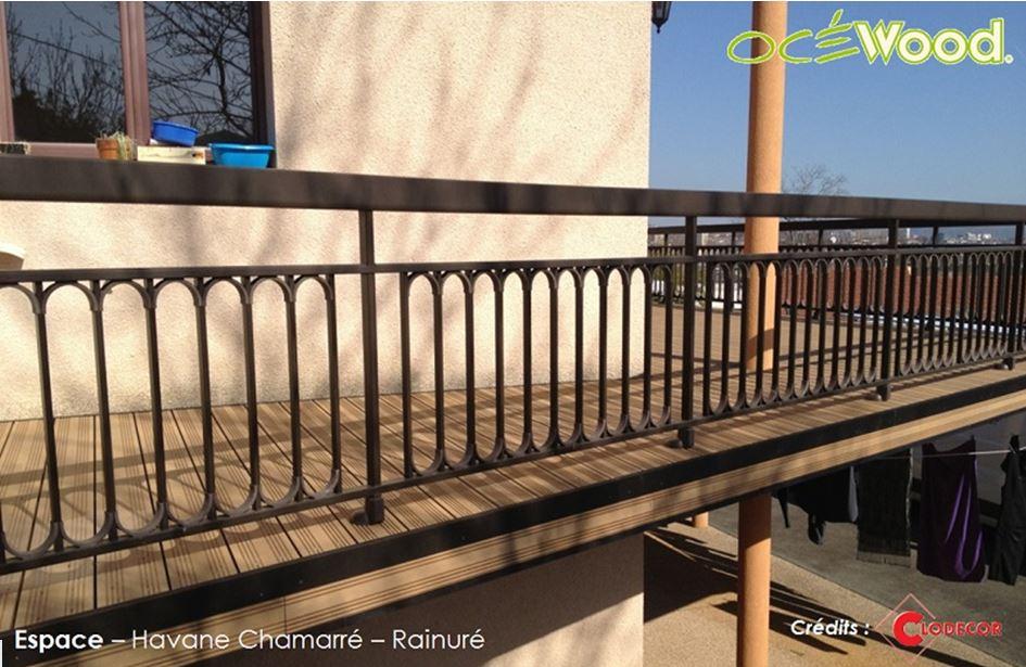 Serre terrasse balcon