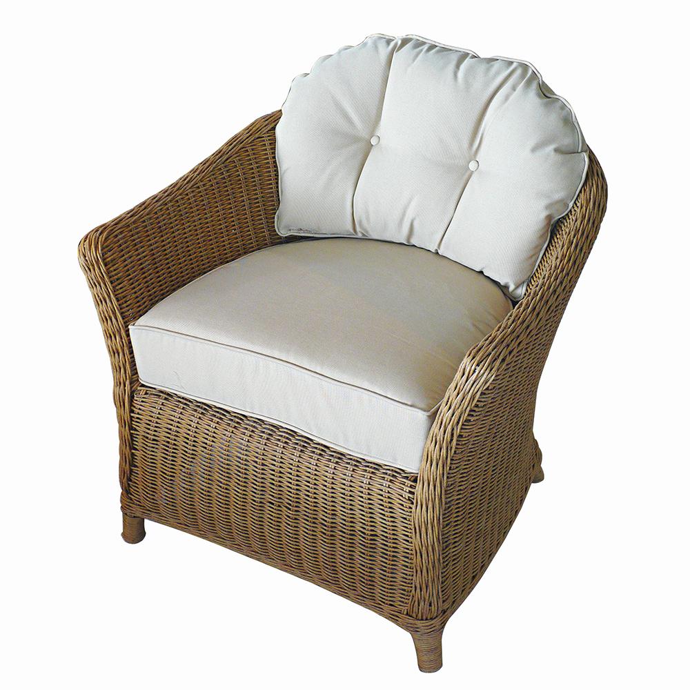 Coussin fauteuil salon de jardin - Mailleraye.fr jardin