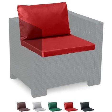 grand salon de jardin en rotin jardin. Black Bedroom Furniture Sets. Home Design Ideas