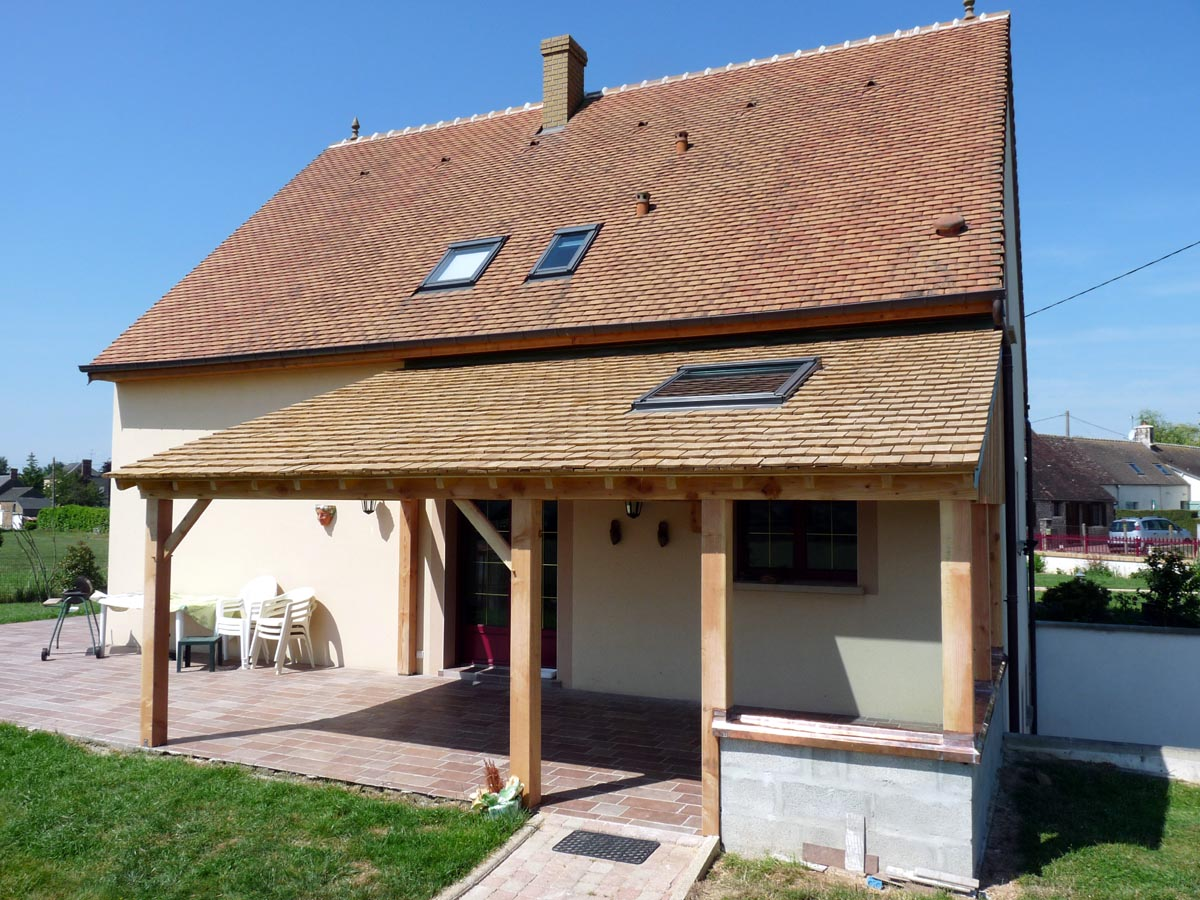 Terrasse couverte prix - Mailleraye.fr jardin