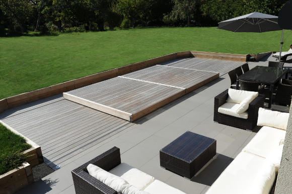 Terrasse mobile piscine avis - Mailleraye.fr jardin