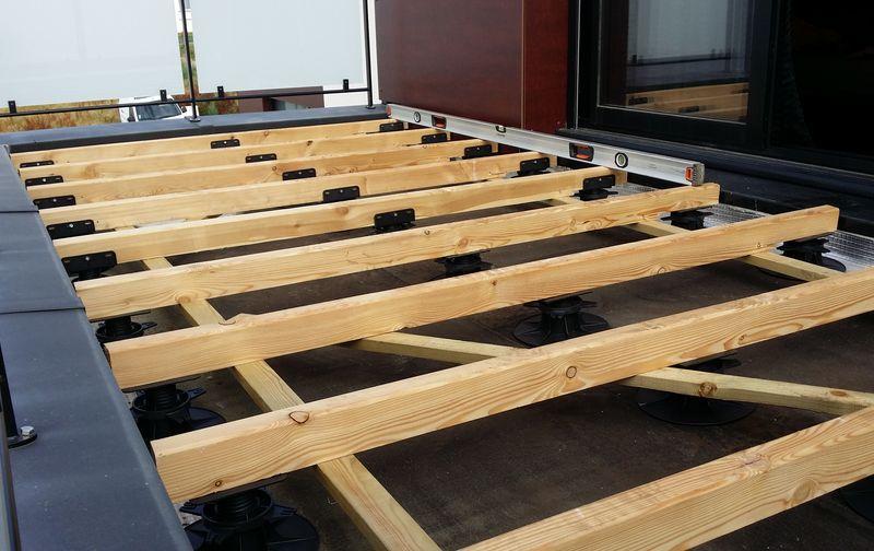 Terrasse bois composite rennes - Mailleraye.fr jardin