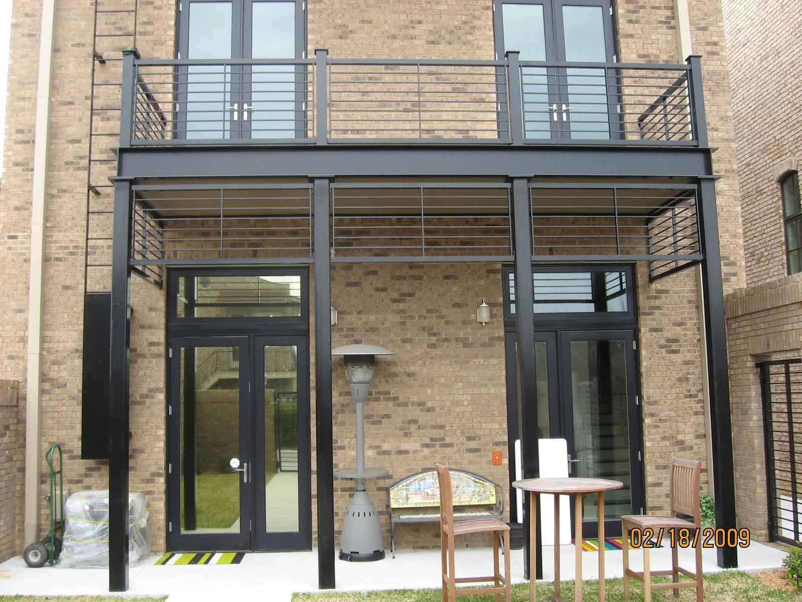 Construire terrasse balcon