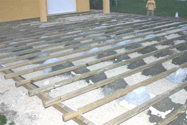 Plot Beton Terrasse Bois Leroy Merlin Mailleraye Fr Jardin