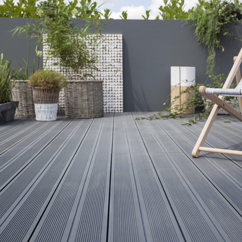 Dalle terrasse beton leroy merlin