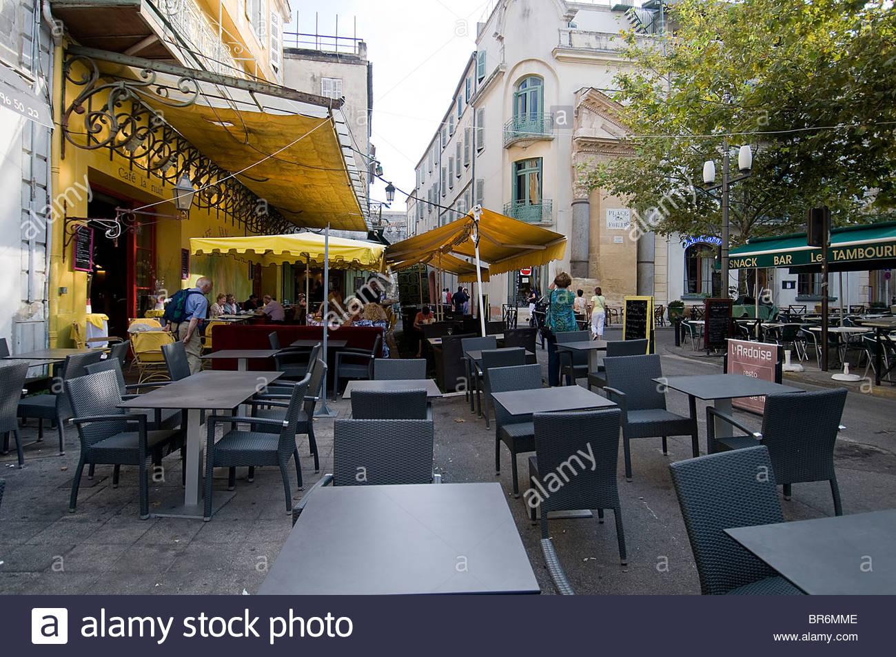 Cafe terrasse arles van gogh