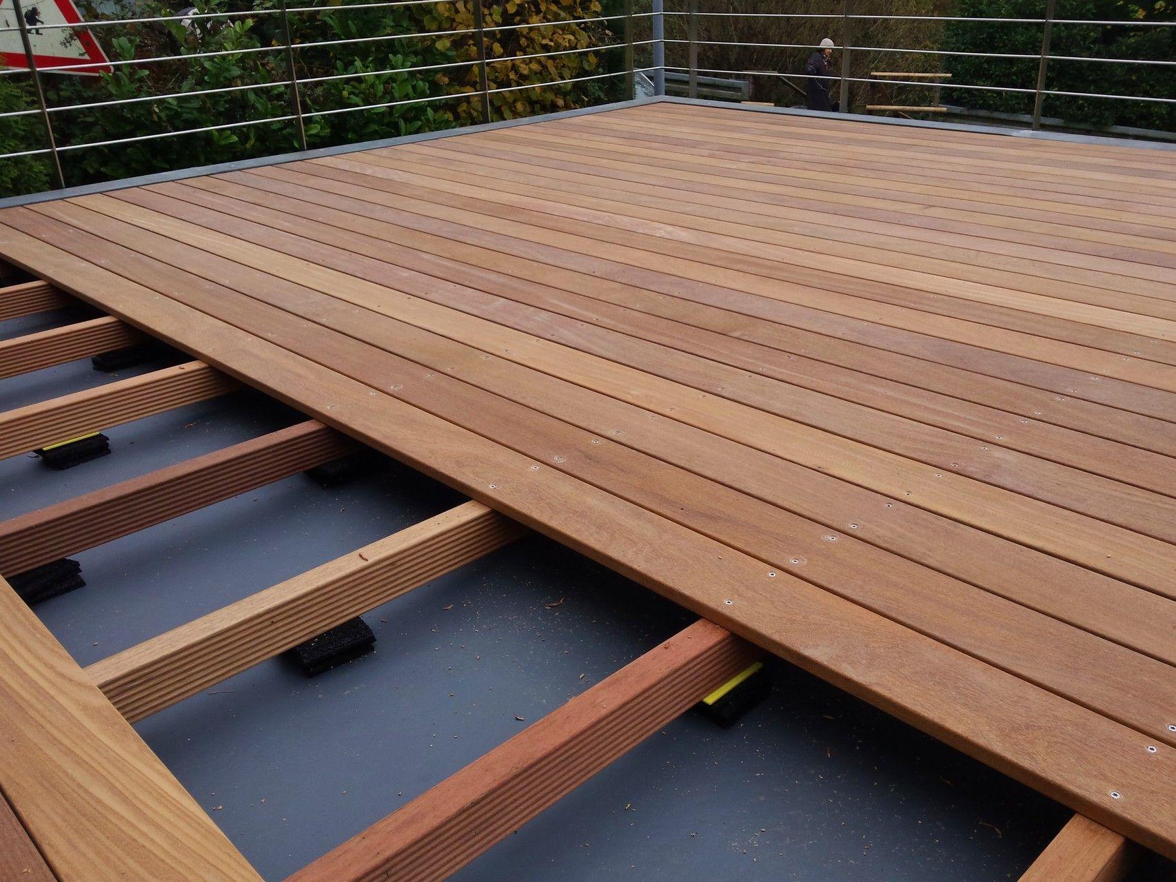 Tropenholz terrasse cumaru