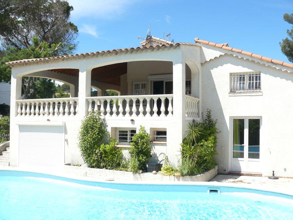 Terrasse couverte villa