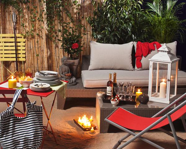 Idee de salon de jardin - Mailleraye.fr jardin