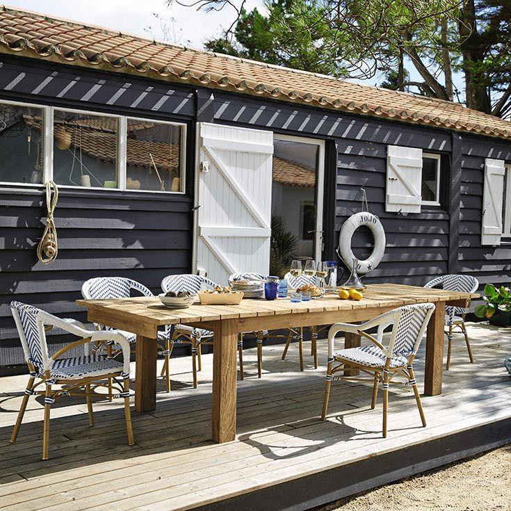 Catalogue salon de jardin maison du monde