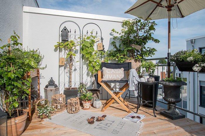Terrasse Appartement Bois Mailleraye Fr Jardin