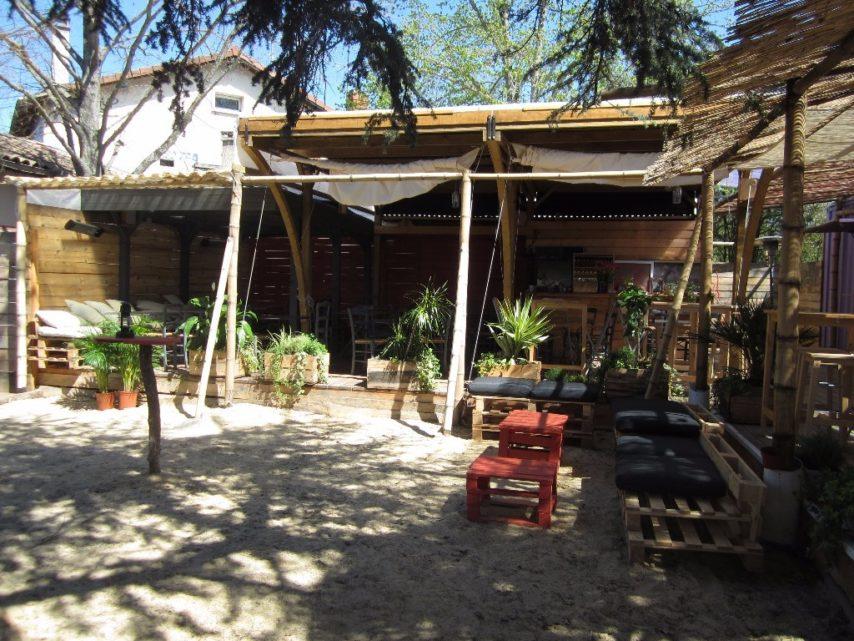 Terrasse bar toulouse