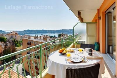 Appartement terrasse nice centre