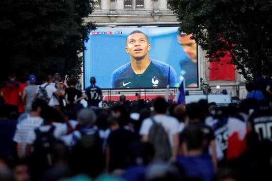 Terrasse finale coupe du monde paris