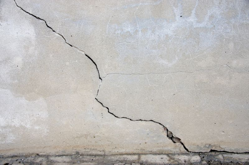 Terrasse beton sans ferraillage