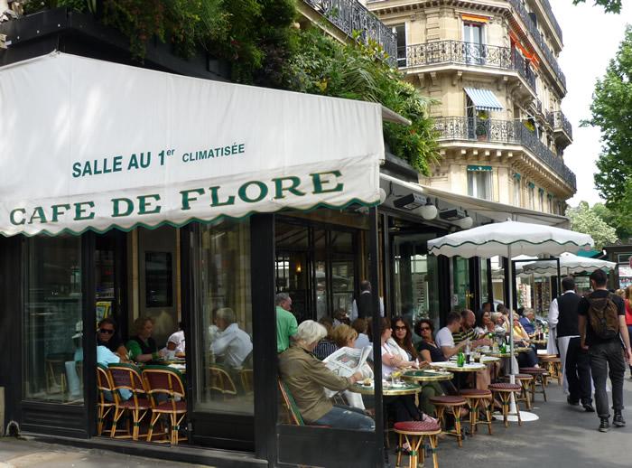 Café terrasse paris 6