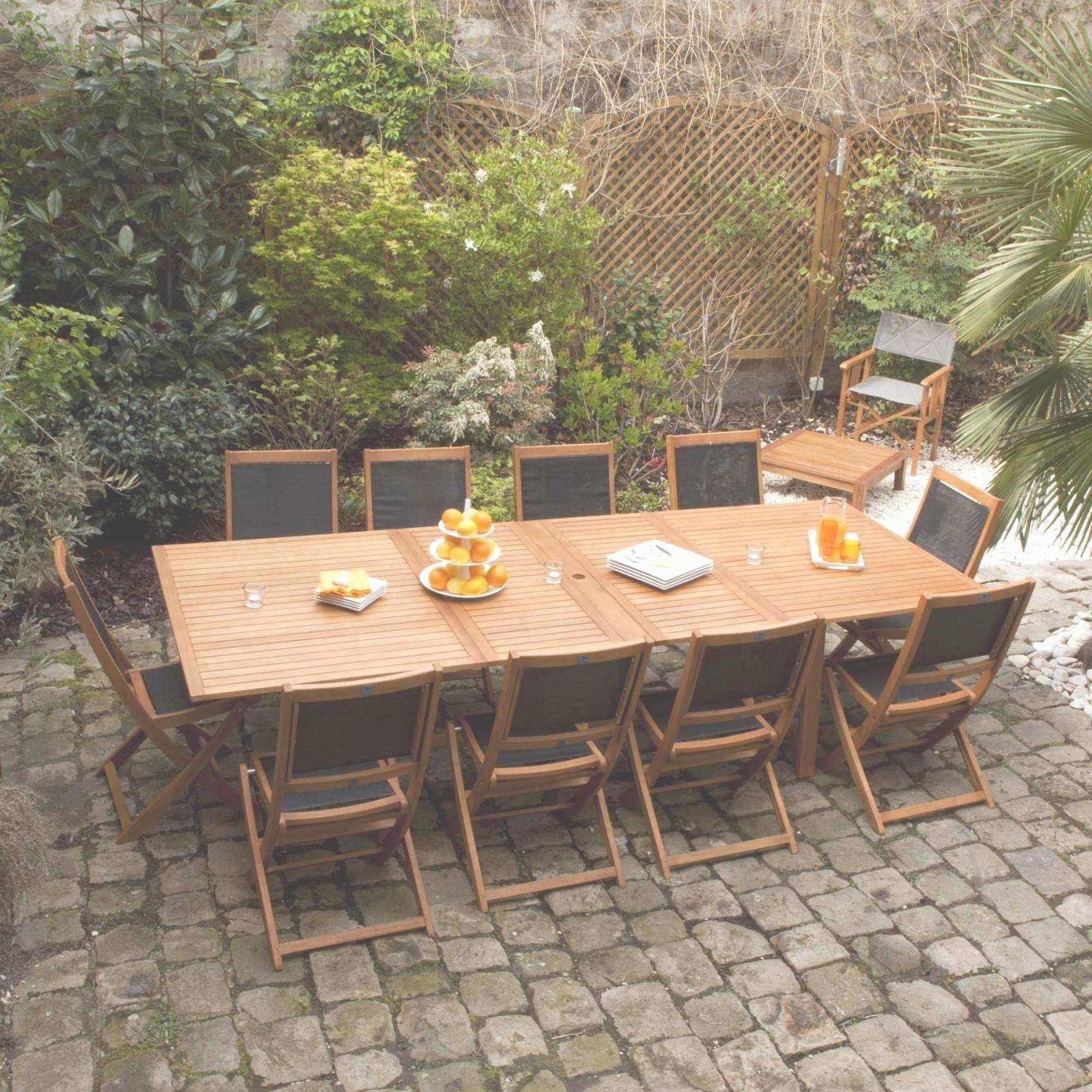 Salon De Jardin Teck Leroy Merlin Mailleraye Fr Jardin
