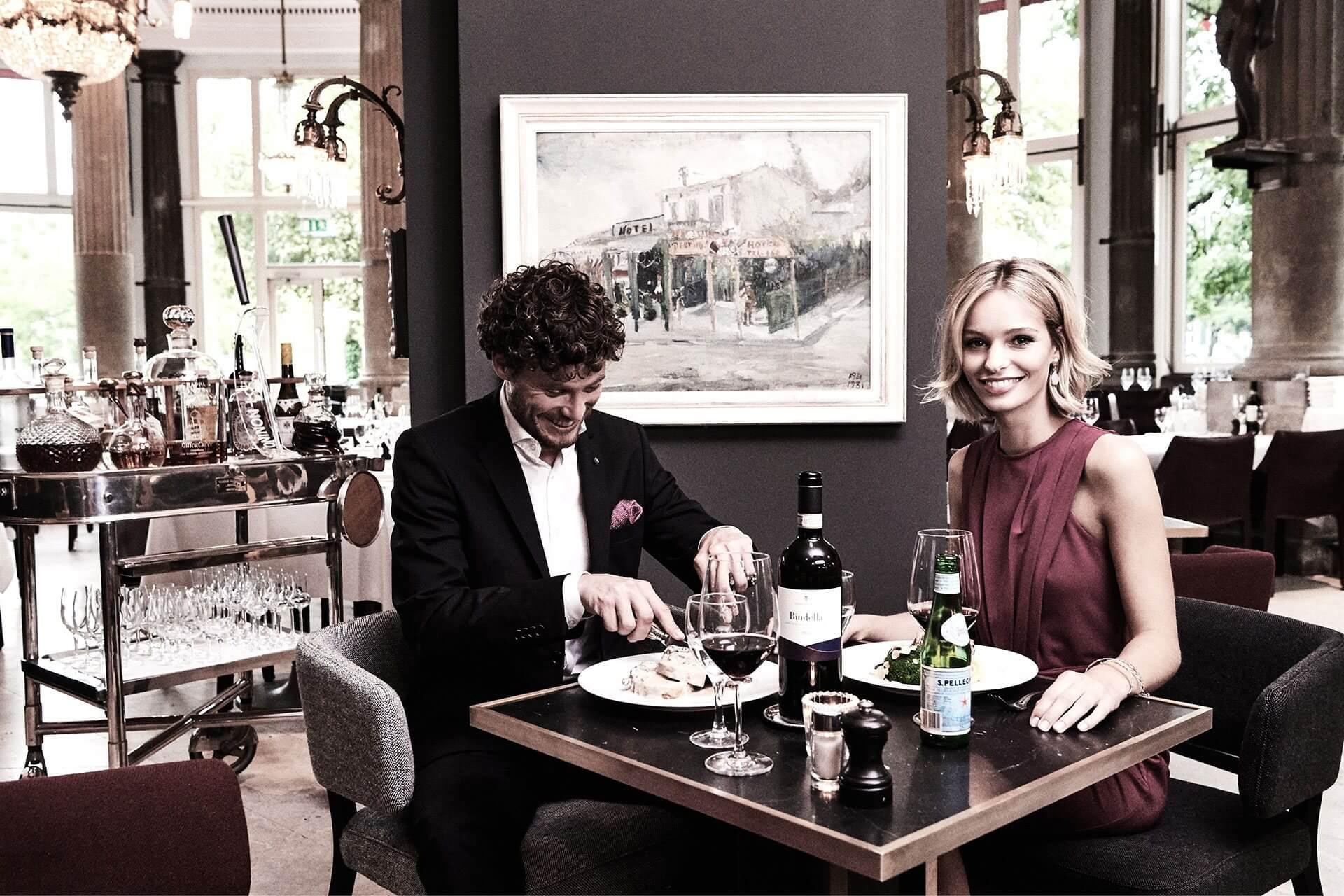Restaurant bar terrasse zürich
