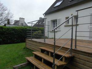 Terrasse bois finistere