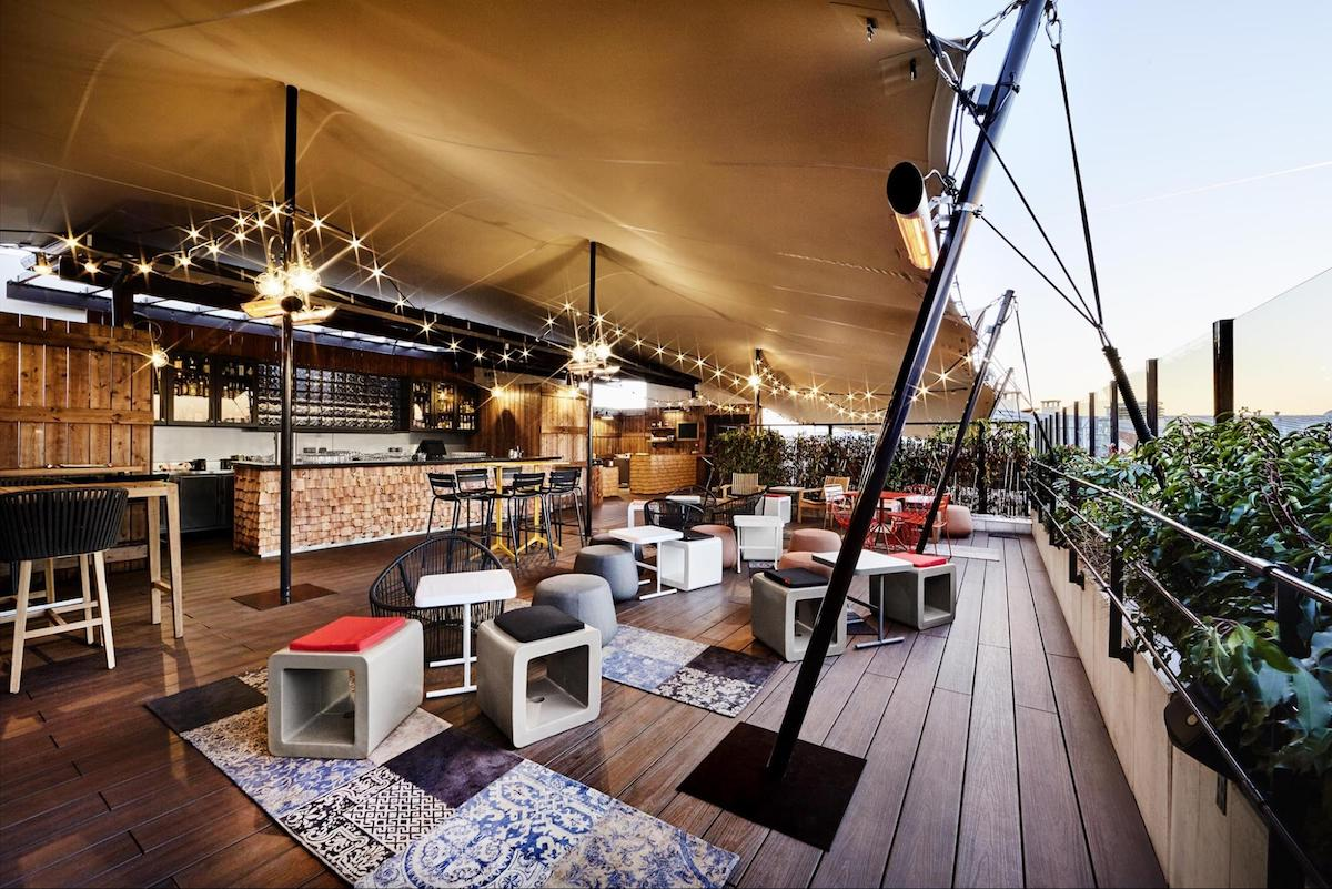 Terrasse bar paris 9