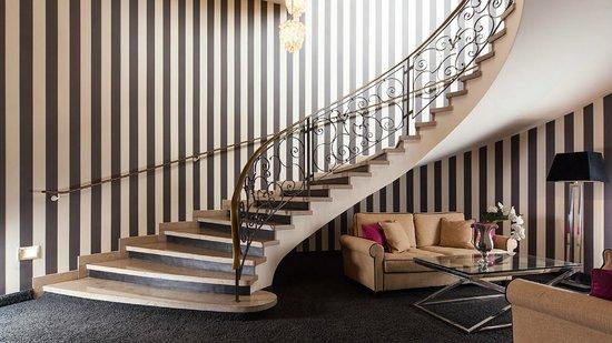 Terrasse hotel königshof