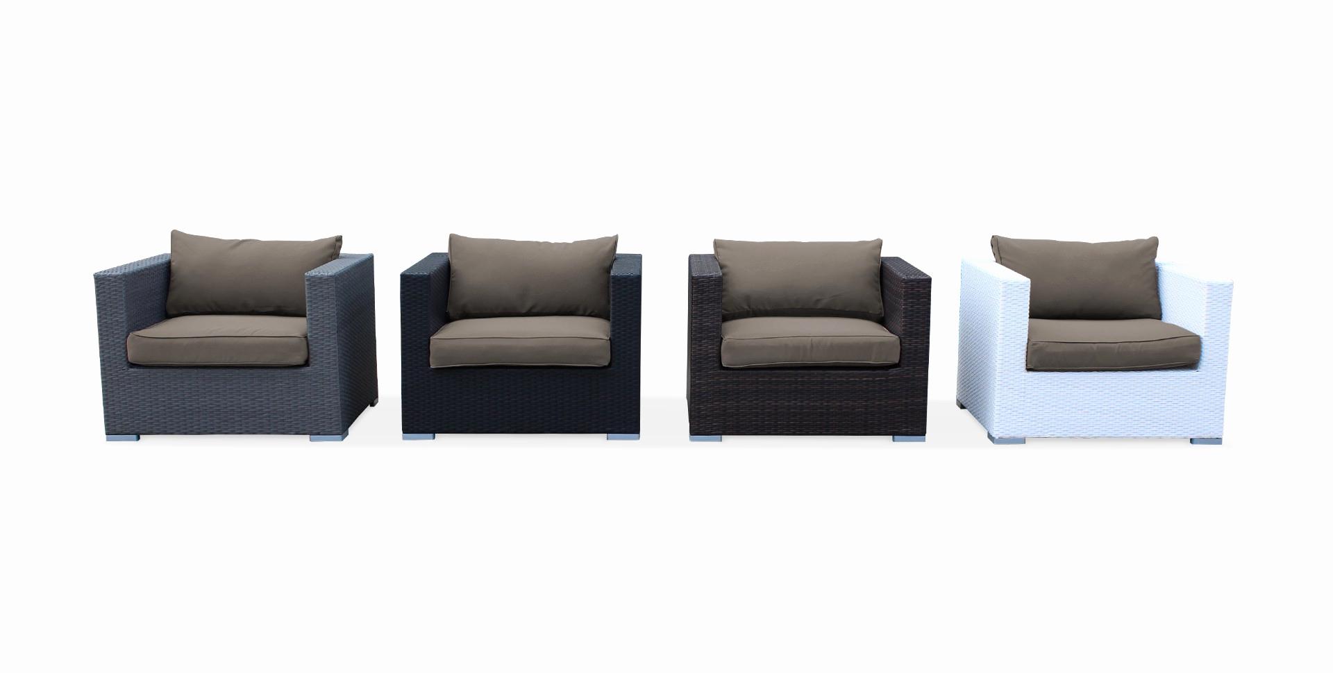 coussin pour salon de jardin riverside jardin. Black Bedroom Furniture Sets. Home Design Ideas