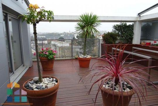 Terrasse appartement