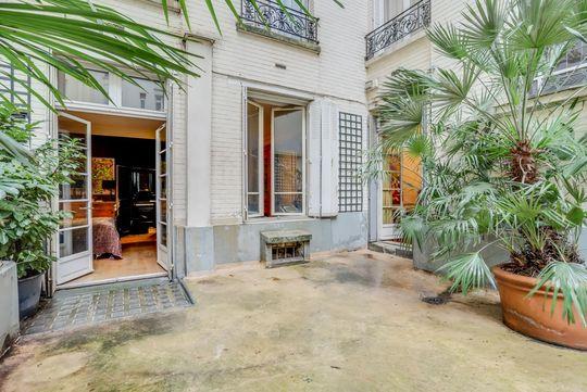 Achat appartement terrasse paris 11