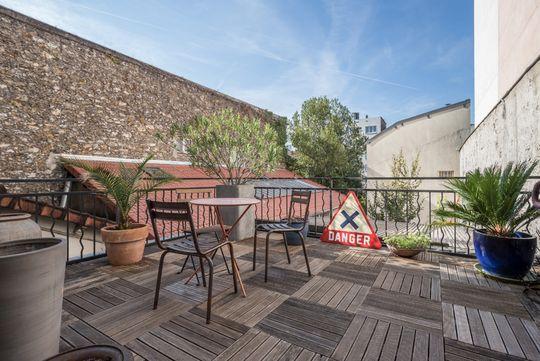 Terrasses et jardins montrouge