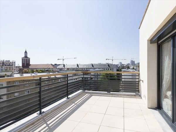 Appartement dernier etage terrasse boulogne billancourt