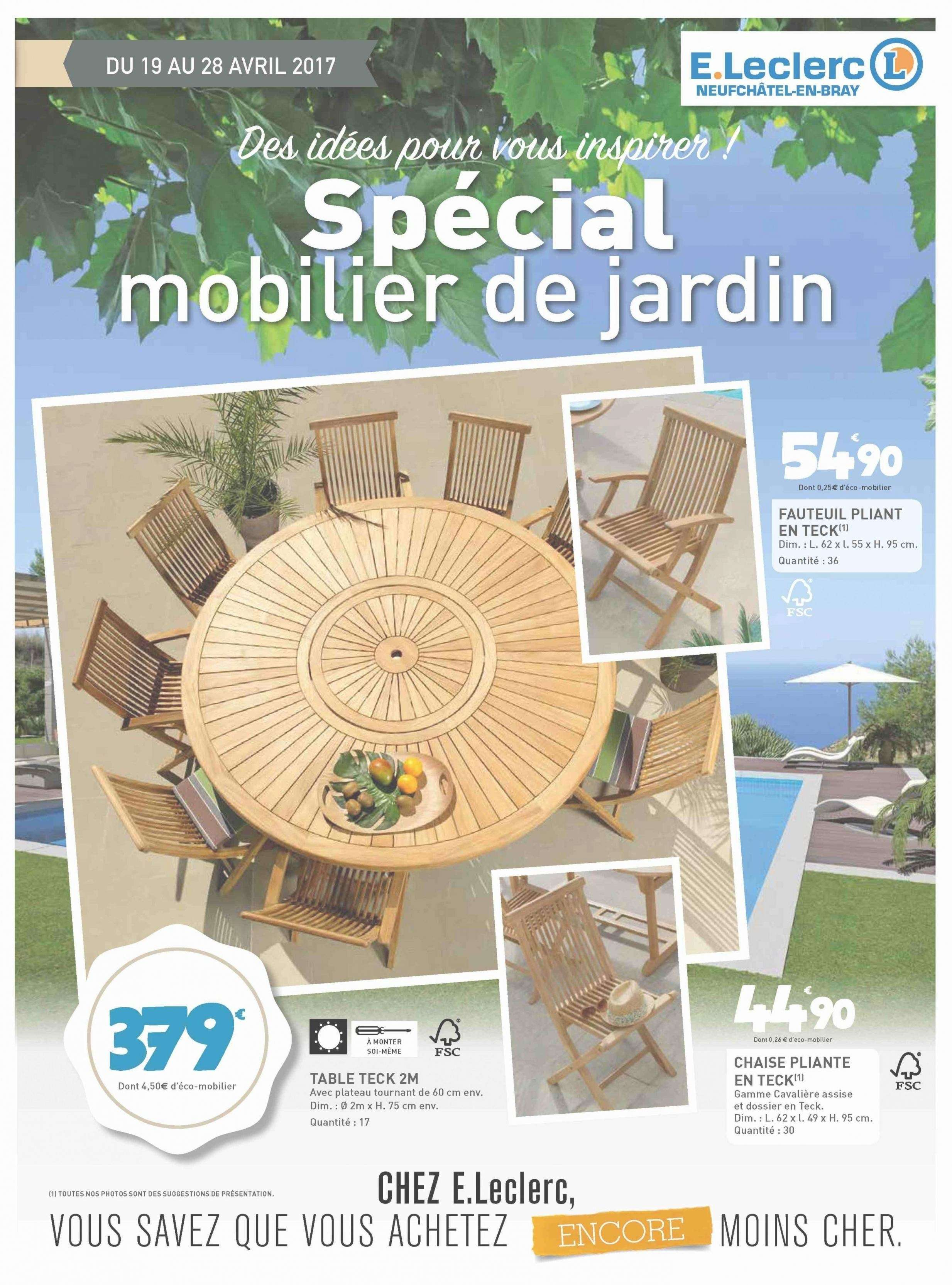 Awesome Salon De Jardin Table Ronde Leclerc Ideas - House Design ...
